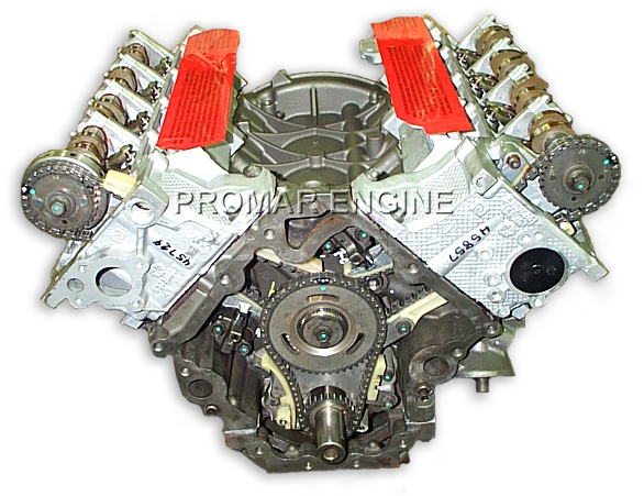 03 Grand Cherokee 47l Ho Engine Replacement Offroad Passport